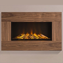 Europa Fireplaces Alexa Hang on the Wall Electric Fire