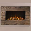 Europa Fireplaces Trika Hang on the Wall Electric Fire