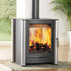 Firebelly Stoves FB1 Double Sided Wood Burner