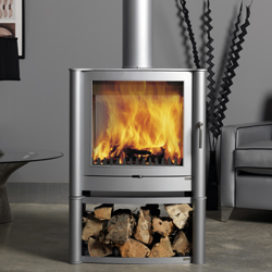 Firebelly Stoves FB2 Double Sided Wood Burner
