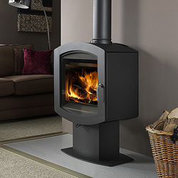 Firebelly Stoves Indoor Firepod Wood Burner