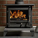 Gallery Fireplaces Classic 8 Cleanburn Cast Iron Stove