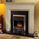 Flamerite Fires Balao Electric Fireplace Suite