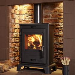 Flavel Dalton Multifuel Wood Burning Stove Cheapest Price