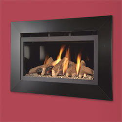 Flavel Jazz Hole in the Wall Balanced Flue Gas Fire