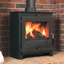 Flavel No2 SQ07 Multifuel Wood Burning Stove