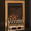 Formosa Fires Napoli Coral Balanced Flue Inset Gas Fire