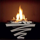 Gallery Fireplaces Astra Gas Basket Fire