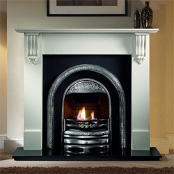 Gallery Fireplaces Bolton Cast Arch Gas Package