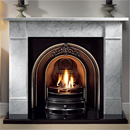 Gallery Fireplaces Brompton Cararra Marble Surround