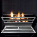 discontinued  20-12-16 Gallery Fireplaces Cantilever Gas Basket Fire