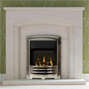Gallery Fireplaces Carlton Limestone Fireplace Suite