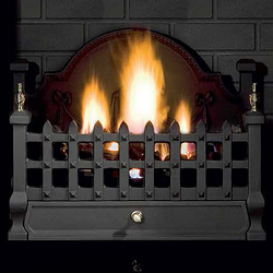 Gallery Fireplaces Castle Gas Basket Fire