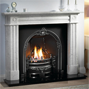 Gallery Fireplaces Chiswick Cararra Marble Surround