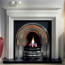 Gallery Fireplaces Crown Highlight Cast Arch Gas Package