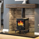 Gallery Fireplaces Firefox 5.1 Cleanburn Stove Package