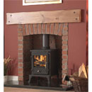 Gallery Fireplaces Firefox 5.1 Multifuel Stove Package