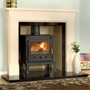 Gallery Fireplaces Firefox 8.1 Multifuel Stove Package