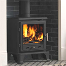 Gallery Fireplaces Firefox 8 ECO Multifuel Wood Burning Stove