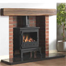 Gallery Fireplaces Firefox 8 Gas Stove Package