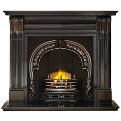 Gallery Fireplaces Fitzwilliam Cast Arch Gas Package