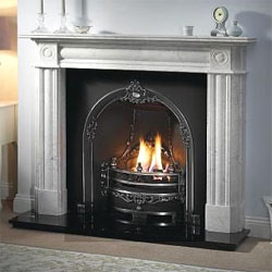 Gallery Fireplaces Gloucester Cast Arch Gas Package