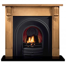 Gallery Fireplaces Grand Corbel Solid Pine Surround