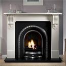 Gallery Fireplaces Kingston Limestone Surround