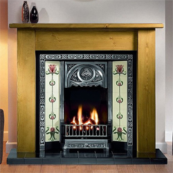 Gallery Fireplaces Lincoln Wood Surround