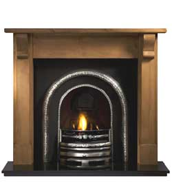 Gallery Fireplaces Bedford Solid Pine Surround