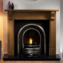 Gallery Fireplaces Lytton Cast Arch Gas Package
