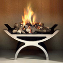 Gallery Fireplaces Pulse Gas Basket Fire