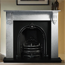 Gallery Fireplaces Richmond Cararra Marble Surround