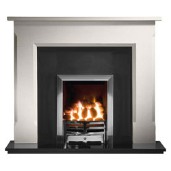 Gallery Fireplaces Sienna Agean Limestone Surround