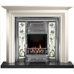 Gallery Fireplaces Sovereign Cast Iron Gas Package