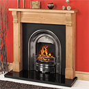 Gallery Fireplaces Sutton Cast Arch Gas Package