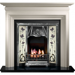 Gallery Fireplaces Toulouse Cast Iron Solid Fuel Package