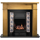 Gallery Fireplaces Worcester Solid Pine Surround