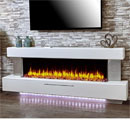Garland Fires Baltimore Freestanding Contemporary Electric Suite