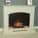 Garland Fires Monza Opti-Myst Electric Suite Mk2