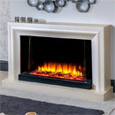 Garland Fires Portland Freestanding Contemporary Electric Suite