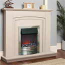 Garland Fires Venza Electric Fireplace Suite