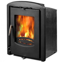 Graphite Stoves 6.9Kw Inset Convector Multifuel Wood Stove