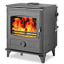 Graphite Stoves Multifuel Wood Burning Boiler Stove