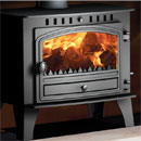 Hunter Herald 14 Multi Fuel Woodburning Boiler Stove