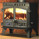 Hunter Herald 8 Multi Fuel Woodburning Boiler Stove