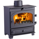 Hunter Kestrel 5 Multi Fuel Woodburning Stove