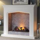 Katell Arona Italia Optimyst Electric Fireplace Freestanding Suite