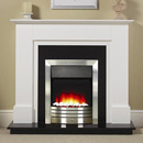 Katell Coniston Fireplace Electric Suite