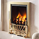 Flavel Kenilworth Balmoral Powerflue Inset Gas Fire